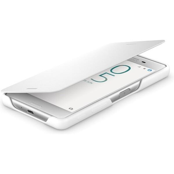 Pouzdro Sony SCR60 bílé Bílá