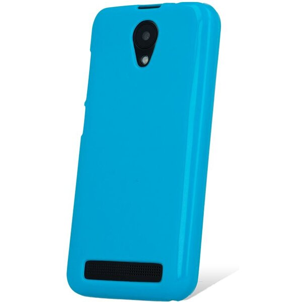 SILIKONOVÉ (TPU) POUZDRO MODRÉ PRO myPhone GO TPUMYAGOSIBL Modrá