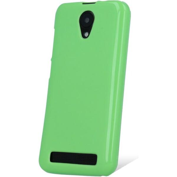 SILIKONOVÉ (TPU) POUZDRO ZELENÉ PRO myPhone GO TPUMYAGOSIGR Zelená
