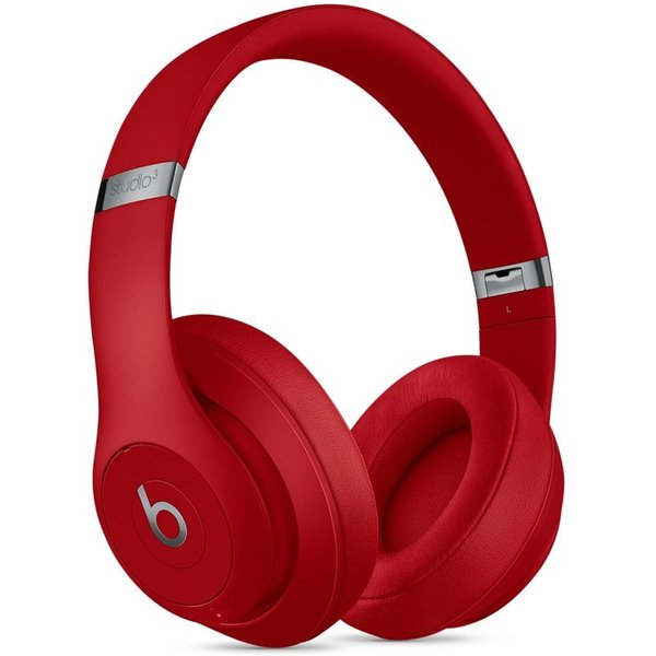 Beats by Dr. Dre Studio 3 Wireless Červená