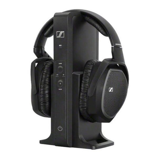 Sennheiser RS 175 bezdrátová sluchátka černá