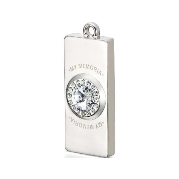 My Memoria Sunny 16GB Stříbrná