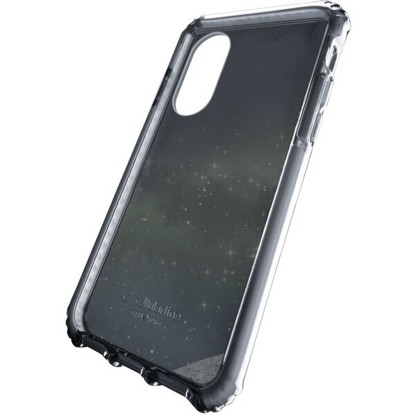 Cellularline TETRA FORCE CASE ultra ochranné pouzdro Apple iPhone X/XS černé