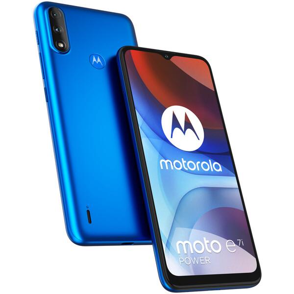 Motorola Moto E7i Power 2GB+32GB Tahiti Blue