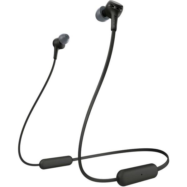 Sony WI-XB400 bezdrátová sluchátka černá