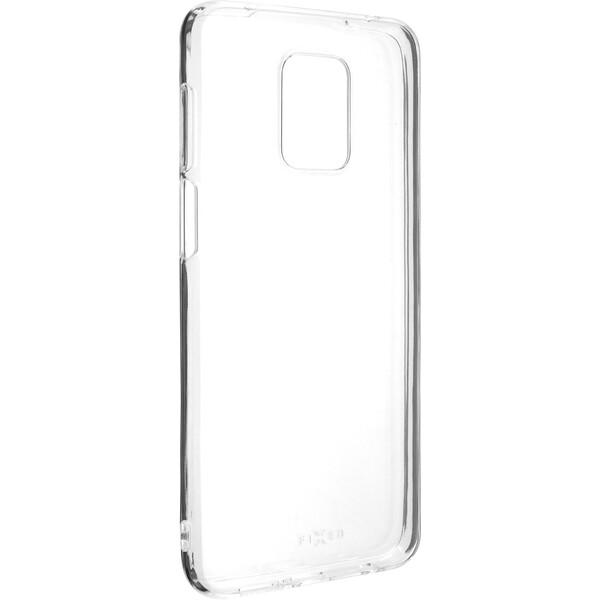 FIXED Skin ultratenké TPU pouzdro 0,6 mm Xiaomi Redmi Note 9 Pro/Note 9 Pro Max/Note 9S čiré