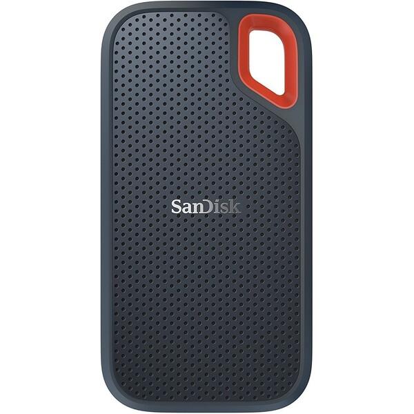 SanDisk Extreme Portable SSD 500GB černý
