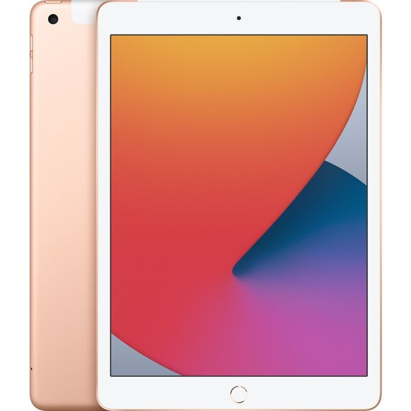 "Apple iPad 10,2"" 32GB Wi-Fi + Cellular zlatý (2020)"