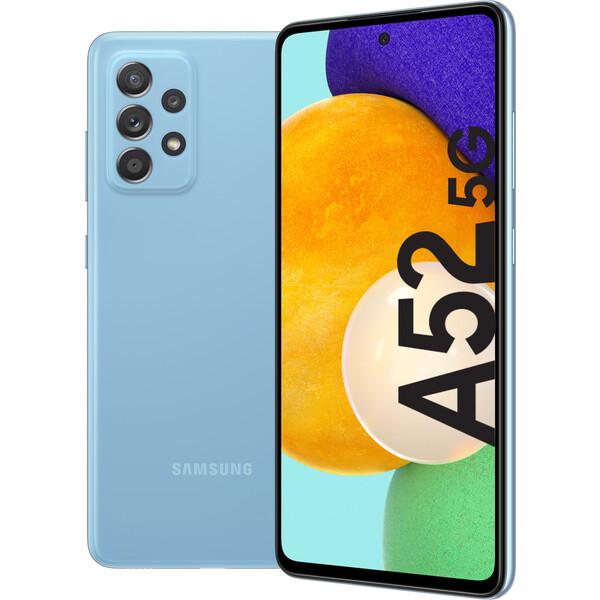 Samsung Galaxy A52 5G 6GB+128GB modrý