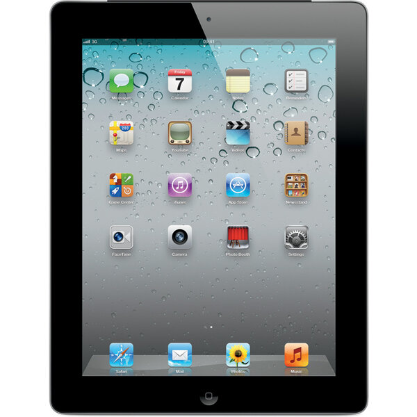 Apple iPad 2, 32GB WiFi+3G Černá