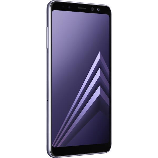 Samsung A530 Galaxy A8 2018 Šedá