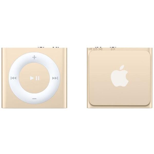 Apple iPod shuffle 2GB MKM92HC/A Zlatá