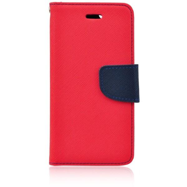 Smarty flip pouzdro Apple iPhone 7/8 červené/modré
