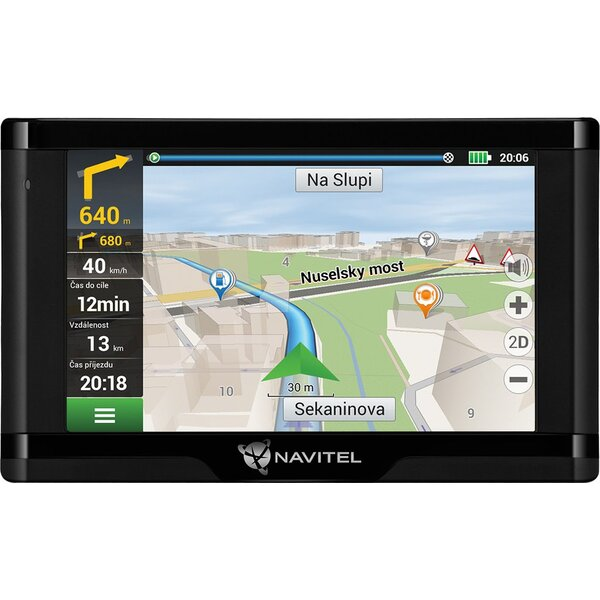 Navitel E500 Magnetic Lifetime