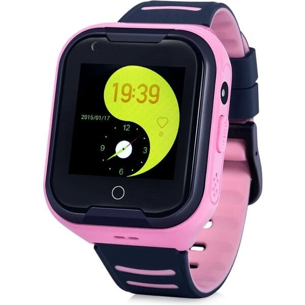 CEL-TEC KT11 dětské chytré hodinky růžové