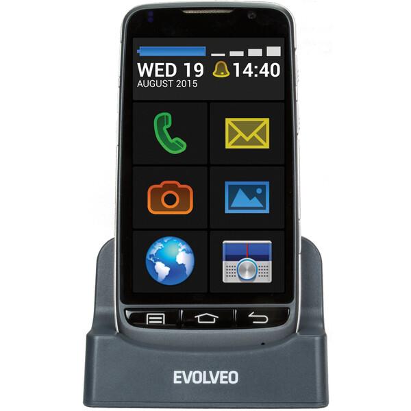 Evolveo EasyPhone D2 Šedá