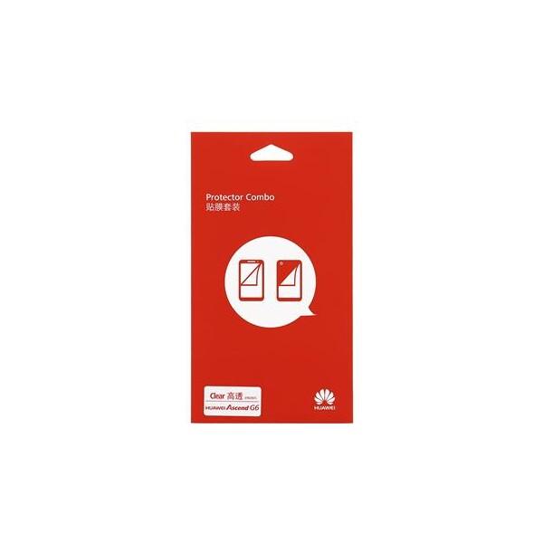 Ochranná fólie Huawei P8 Lite - originál Čirá
