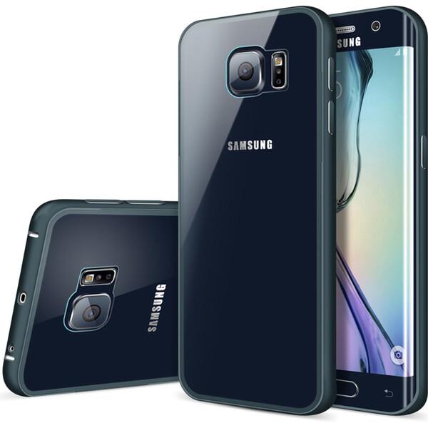Smarty hliníkové pouzdro Samsung Galaxy S6 šedé