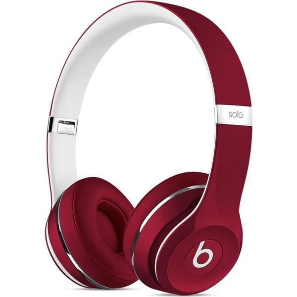 "Beats Solo 2 ""Luxe Edition"" červená (2015)"