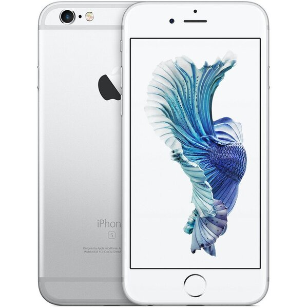 Apple iPhone 6s, 64GB Stříbrná