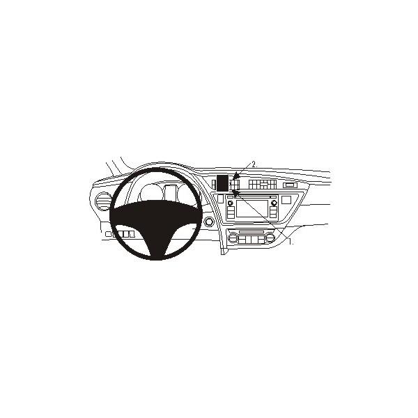Brodit ProClip montážní konzole pro Toyota Auris 13-15