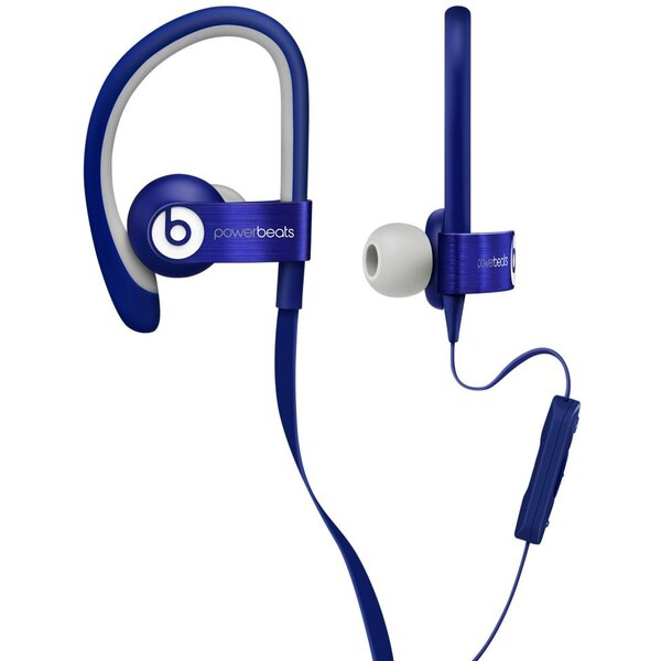 Beats by Dr. Dre PowerBeats 2 Modrá