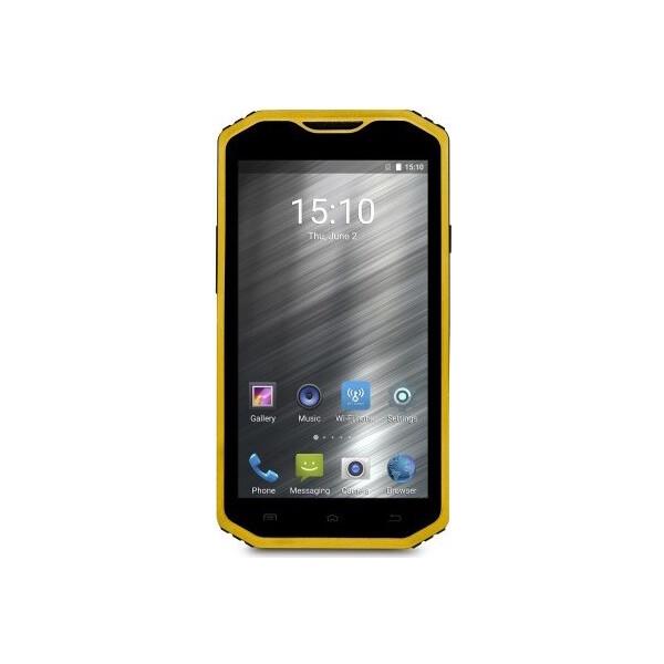 GOCLEVER Quantum 3 550 Rugged LTE Černá
