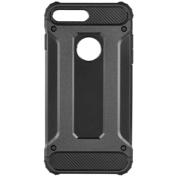 Pouzdro Forcell Armor Apple iPhone 7 Plus černé Černá