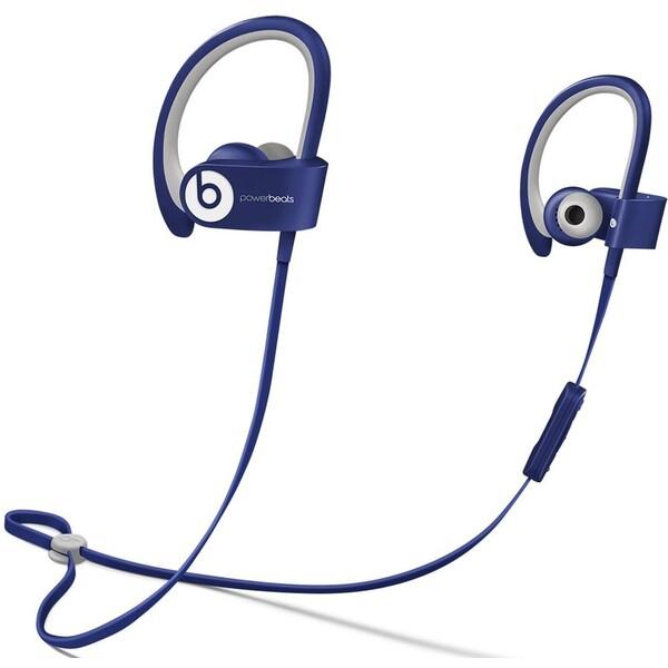 Beats by Dr. Dre MHBV2ZM/A Modrá