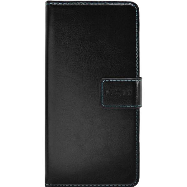 Pouzdro FIXED Opus Lenovo K6 Note Černá