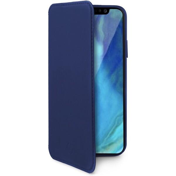 CELLY Prestige pouzdro typu kniha Apple iPhone XR modré