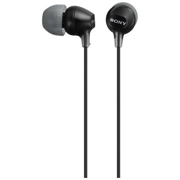 Sony MDR-EX15AP Černá