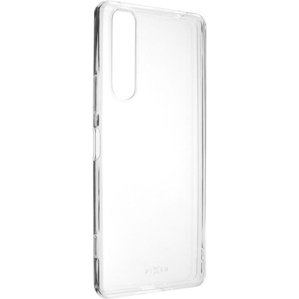 FIXED TPU pouzdro Sony Xperia 1 II čiré