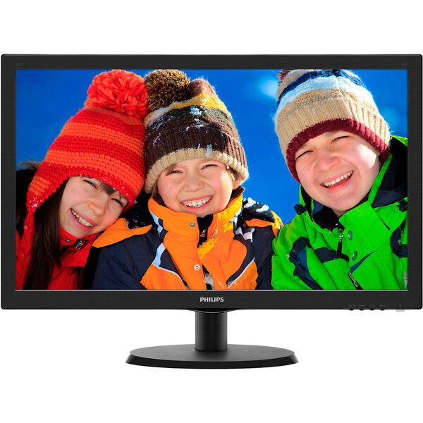 Philips 223V5LHSB monitor 22""