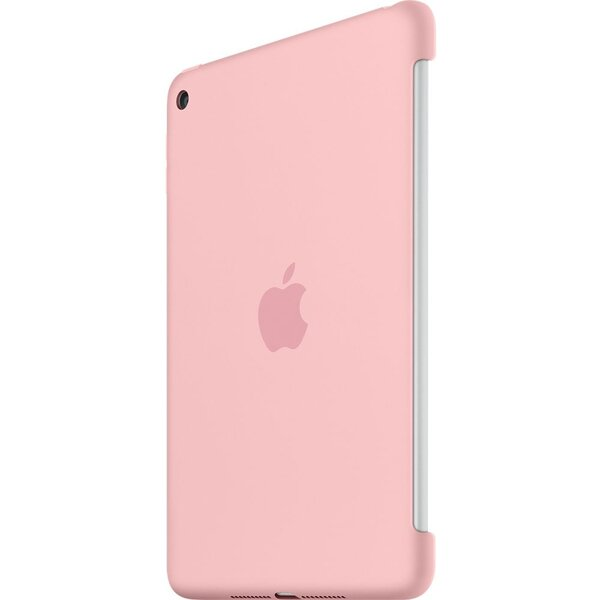 Apple Silicone Case iPad mini 4 Pink Růžová