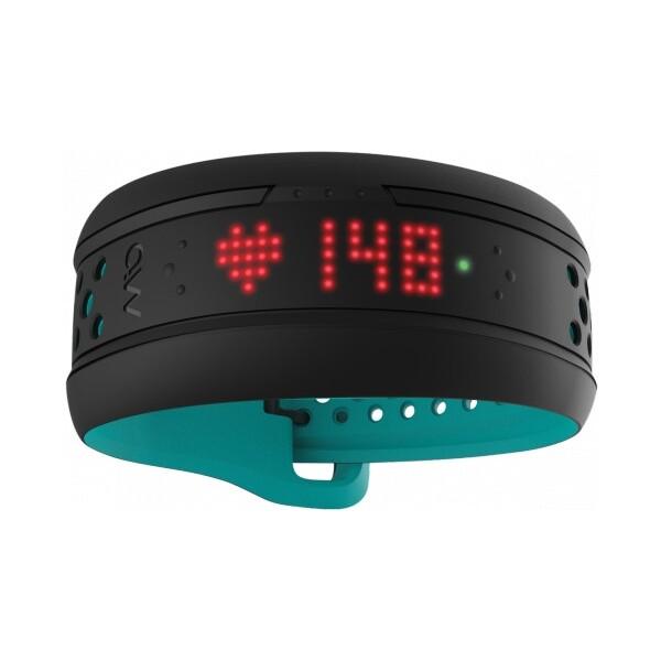 MIO Fuse activity tracker se senzorem srdečního tepu S modrý