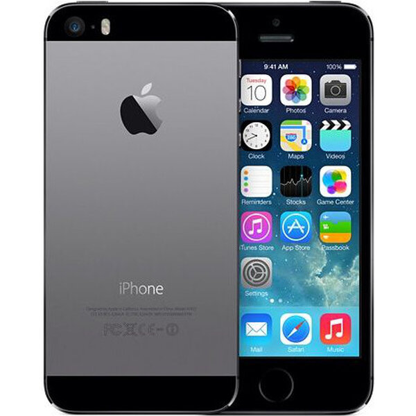 Apple iPhone 5S, 32GB Vesmírně šedá