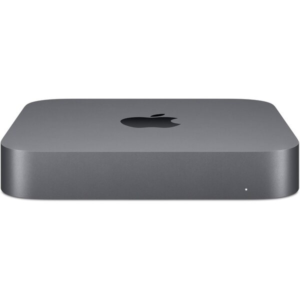 Apple Mac mini 3,6GHz / 8GB / 128GB SSD (2018) vesmírně šedý