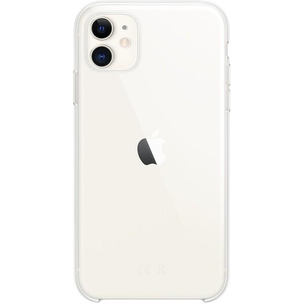 Apple kryt iPhone 11 čirý