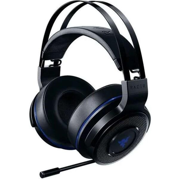 Razer THRESHER 7.1 Wireless Surround Headset for PlayStation 4 bezdrátová sluchátka černé