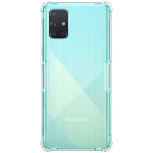 Nillkin Nature TPU pouzdro Samsung Galaxy A71 čiré