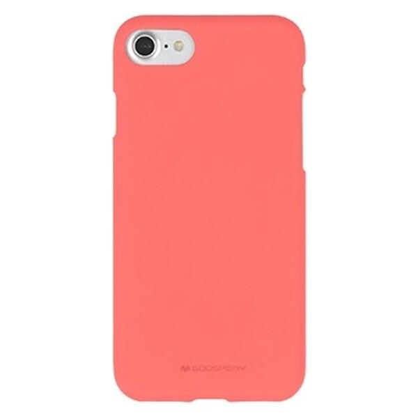 Pouzdro Mercury Soft Feeling TPU Apple iPhone 6 6s Růžová f01e08b3d1b