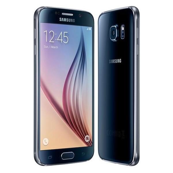 Samsung G920F Galaxy S6 32GB Černá