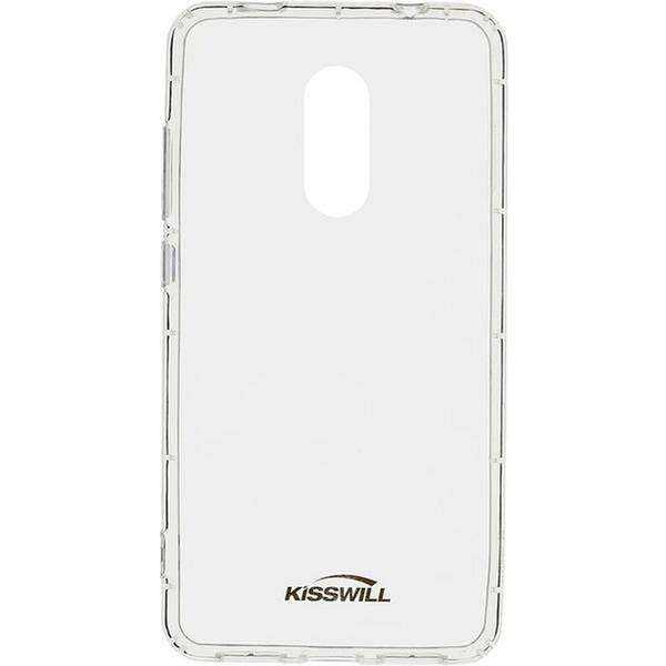 Kisswill Air Around TPU pouzdro Asus ZenFone 4 Selfie Pro ZD552KL čiré Čirá
