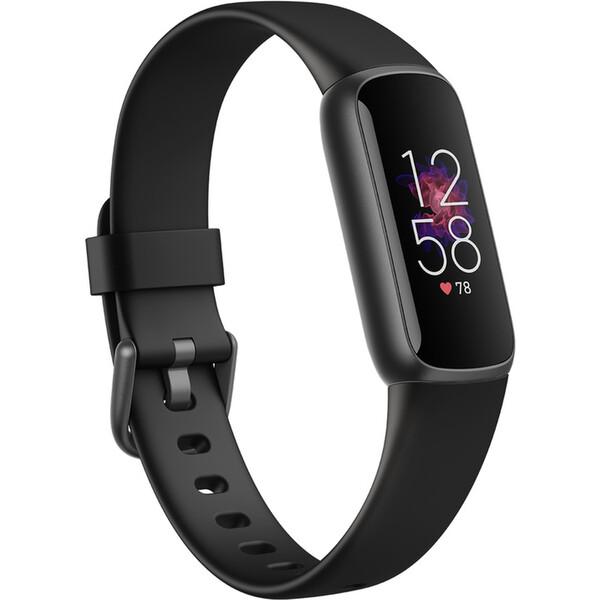 Fitbit Luxe černý/černý