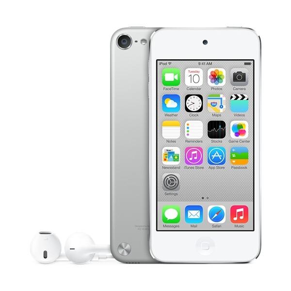 "Apple iPod Touch 32GB / 4"" Retina / 5MPx / MD720HC/A / Bílá"