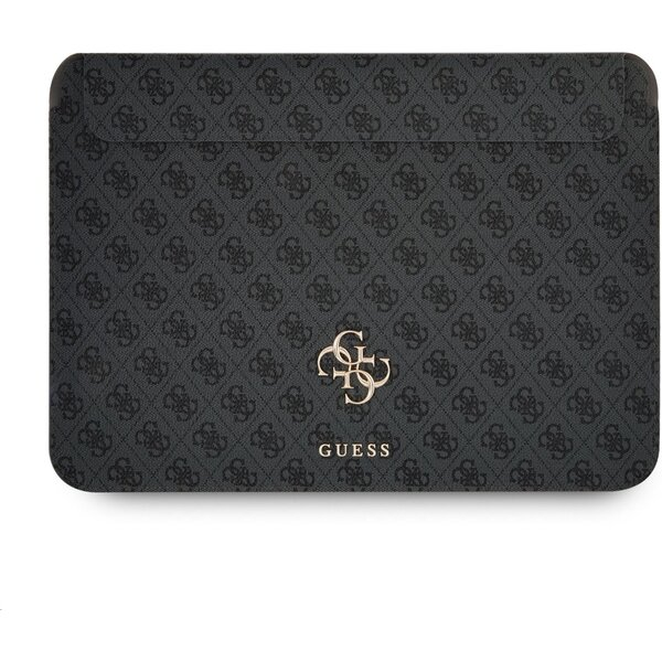 "Guess PU 4G Metal Logo Sleeve pouzdro pro 13"" Macbook/notebook šedé"