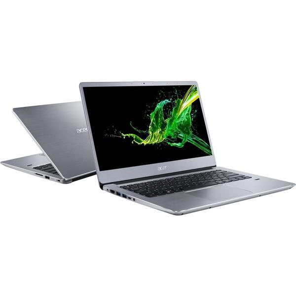 Acer Swift 3 (NX.HFDEC.005) stříbrný