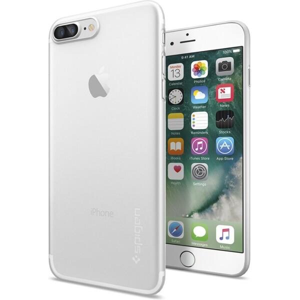 Spigen Air Skin ultratenké pouzdro Apple iPhone 7 Plus průhledné