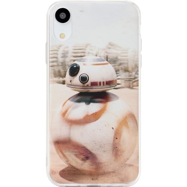 Star Wars zadní kryt iPhone X BB-8 bílý f1d2c6f9969